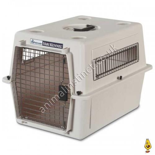 Vari Kennel Pet Carrier Small 21 Animal Instinct Uk